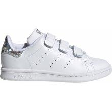 adidas Originals ADIDAS STAN SMITH CF C FTWWHT/FTWWHT/CBLACK