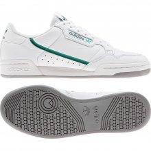 adidas Originals ADIDAS CONTINENTAL 80 FTWWHT/GLRGRN/CGREEN