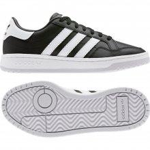 adidas Originals ADIDAS TEAM COURT J CBLACK/FTWWHT/CBLACK