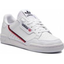 adidas Originals ADIDAS CONTINENTAL 80 J FTWWHT/SCARLE/CONAVY