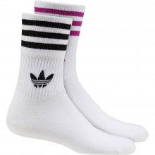 adidas Originals ADIDAS MID CUT GLT SCK WHITE/WHITE