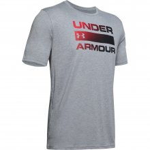Under Armour UA Team Issue Wordmark SS T-Shirt