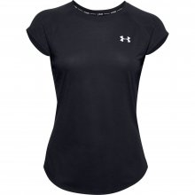 Under Armour UA W Streaker 2.0 Shift Short Sleeve - Black