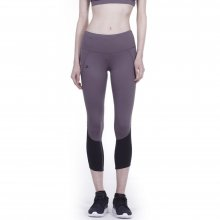 Body Action BODY ACTION WOMEN MID RISE 7/8 LEGGING - GRANITE