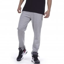 Body Action BODY ACTION MEN SPORT JERSEY JOGGERS - GREY MEL
