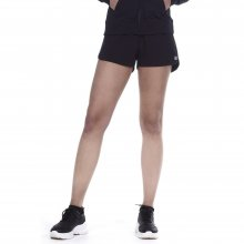 Body Action BODY ACTION WOMEN ATHLETIC SWEATSHORTS - BLACK