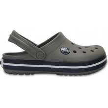 Crocs Crocs Crocband Clog Kids - Smoke