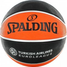 Spalding SPALDING TF-150 EUROLEAGUE OFFICIAL RUBBER REPLICA BALL