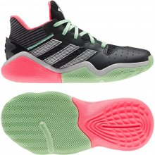 ADIDAS Adidas Harden Stepback J CBLACK/GRETWO/GLOMIN