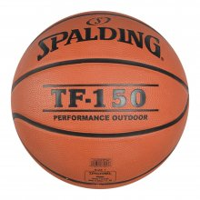Spalding SPALDING TF-150 PERFORMANCE RUBBER BASKETBALL