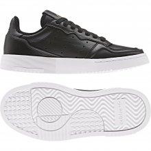 adidas Originals ADIDAS SUPERCOURT J CBLACK/CBLACK/FTWWHT