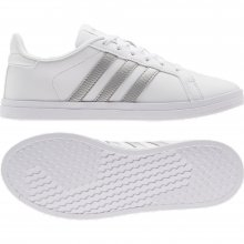 ADIDAS ADIDAS COURTPOINT FTWWHT/SILVMT/DOVGRY