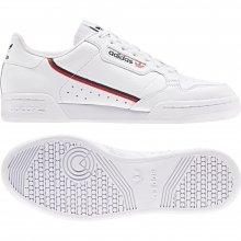 adidas Originals ADIDAS CONTINENTAL 80 FTWWHT/SCARLE/CONAVY