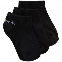 Reebok  Reebok Kids inside socks 3 BLACK