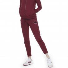 Body Action BODY ACTION WOMEN ATHLETIC JOGGERS - MAROON