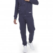 Body Action BODY ACTION MEN SPORT FLEECE JOGGERS - D.BLUE