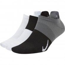 Nike Nike Everyday Plus Lightweight Women's Training No-Show Socks (3 Pairs)