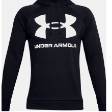 Under Armour Men's UA Rival Fleece Big Logo Hoodie