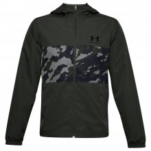 Under Armour UA Sportstyle Wind Camo Jkt LONGSLEEVE