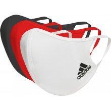 ADIDAS ADIDAS FACE CVR SMALL Multicolor / Black / White / Power Red