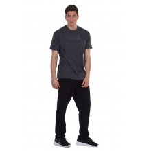 Body Action BODY ACTION MEN'S SPORT JERSEY JOGGERS BLACK