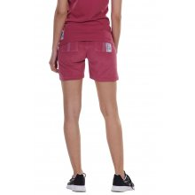Body Action BODY ACTION WOMEN'S TERRY SHORTS PINK