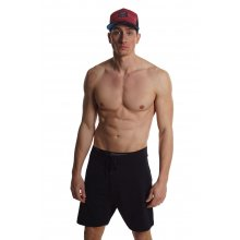 Body Action BODY ACTION MEN'S BOARD SHORTS BLACK