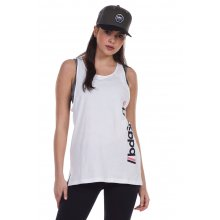Body Action BODY ACTION WOMEN'S WORKOUT VEST WHITE
