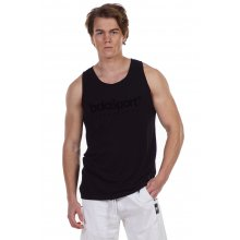 Body Action BODY ACTION MEN'S TRAINING TANK BLACK