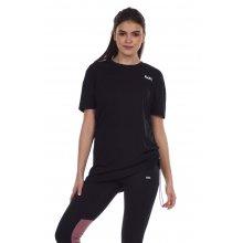 Body Action BODY ACTION WOMEN'S SPORTWEAR DRESS BLACK