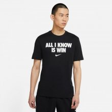 """Nike Nike """"All I Know Is Win"""" Men's T-Shirt"""